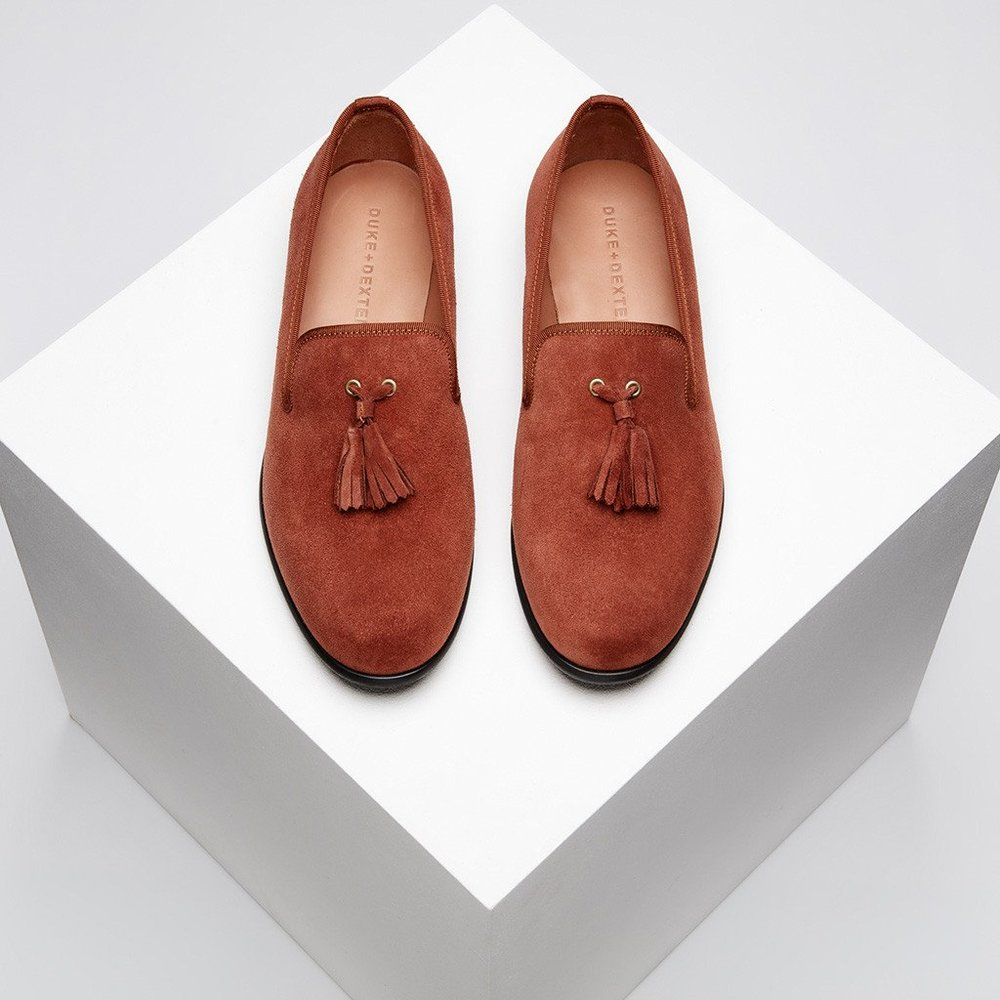 Duke & Dexter Loafers
