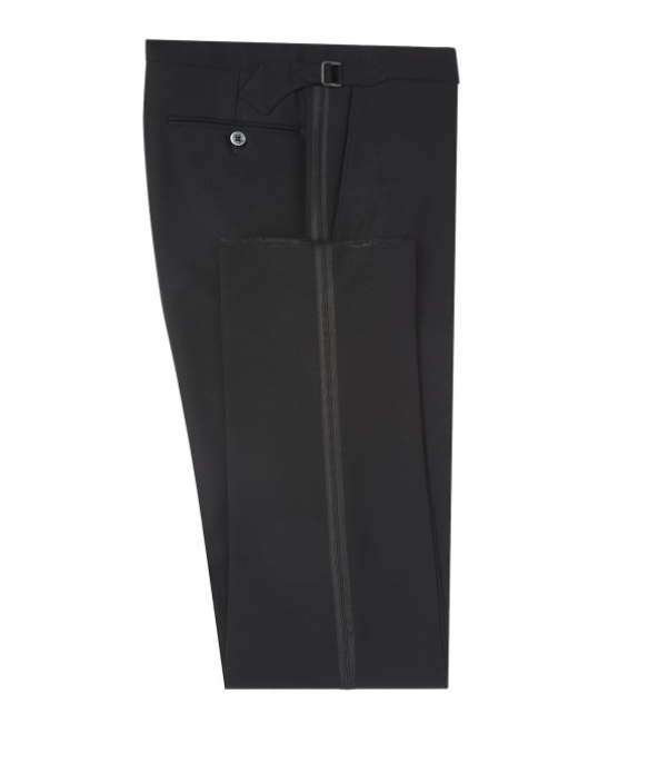 Black Dinner Jacket Trousers