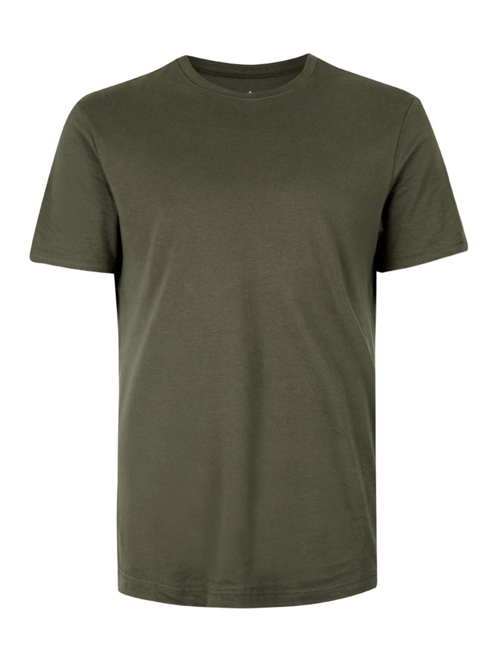 Topman Green T-Shirt