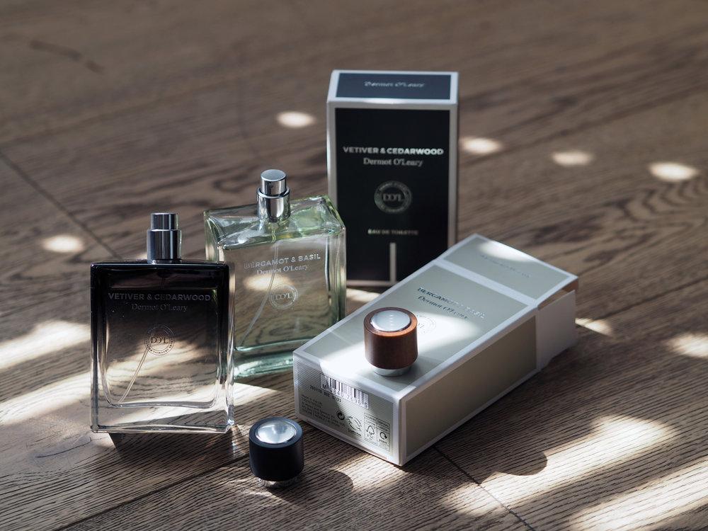 Dermot O'Leary Fragrances