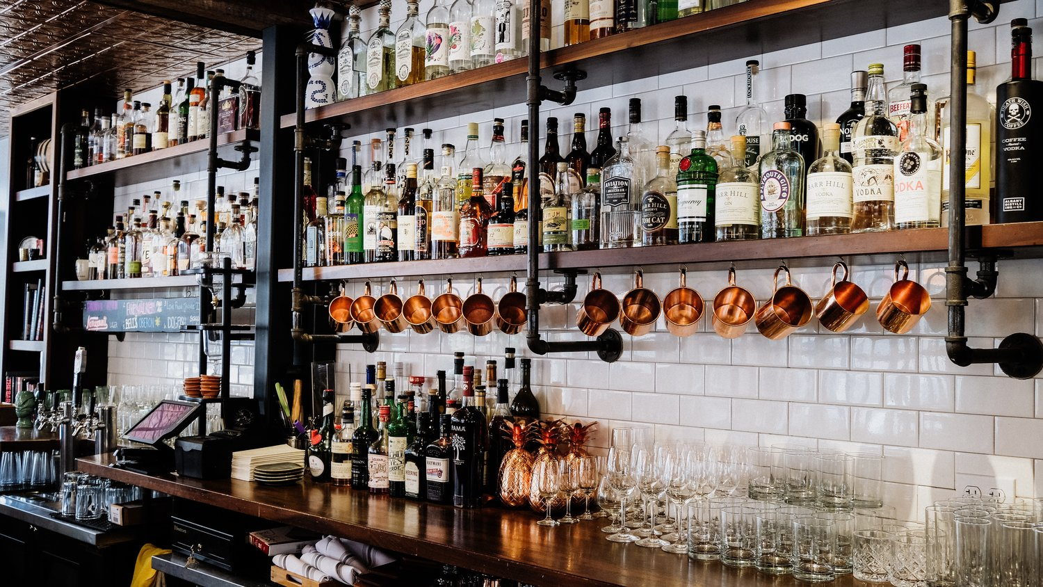 10 Best Gin Bars In London MENS STYLE BLOG