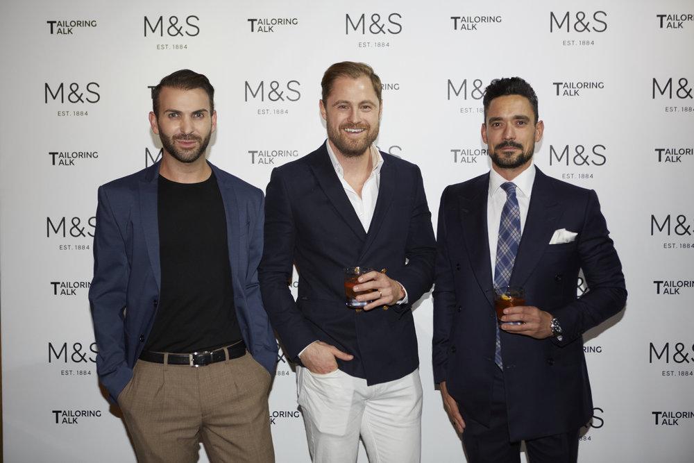 M&S Tailoring Talk AW17- Ed Lamone%2c Ben%2c Carl (1).jpg