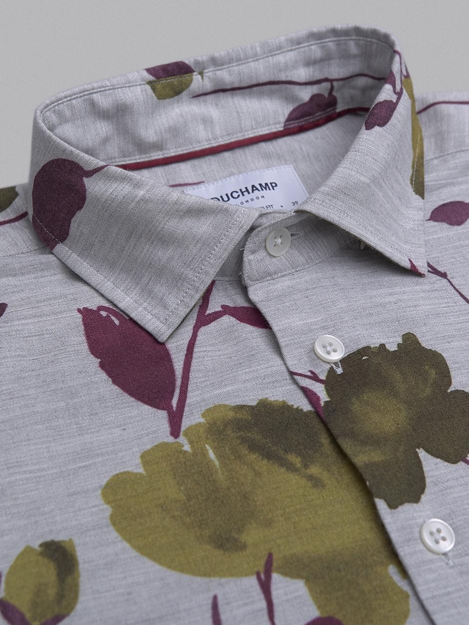 Duchamp Pattern Shirts