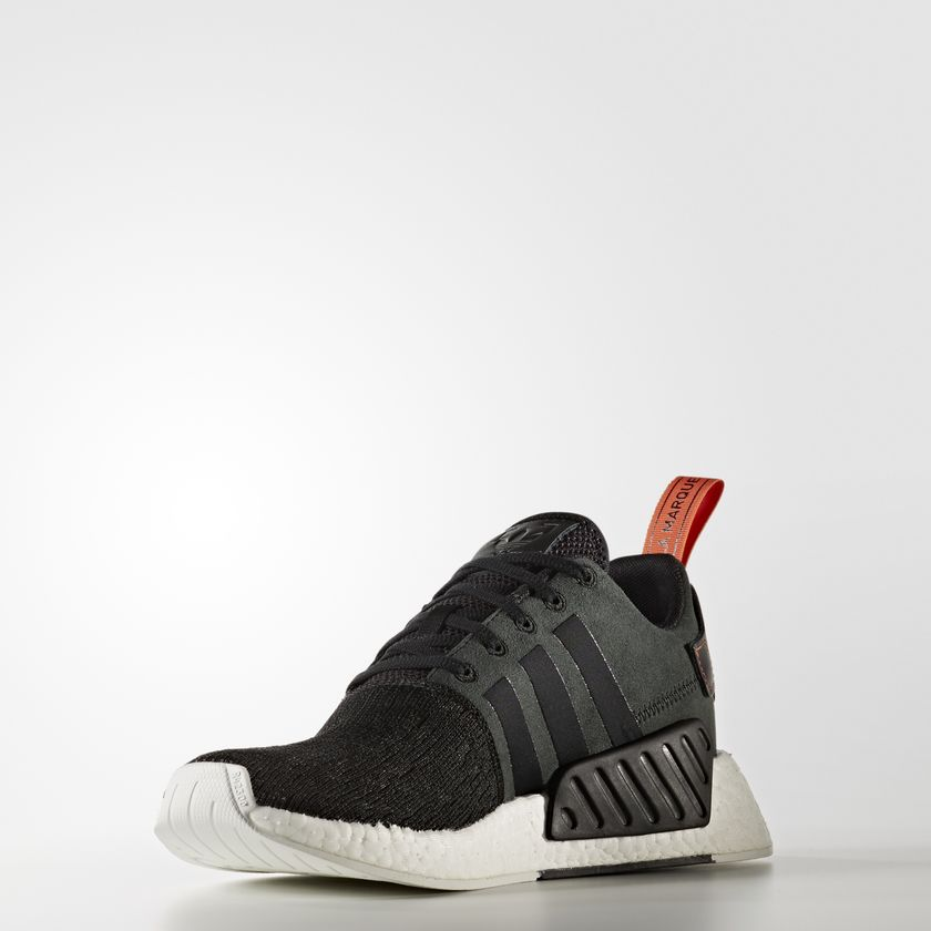 Adidas Black Trainers