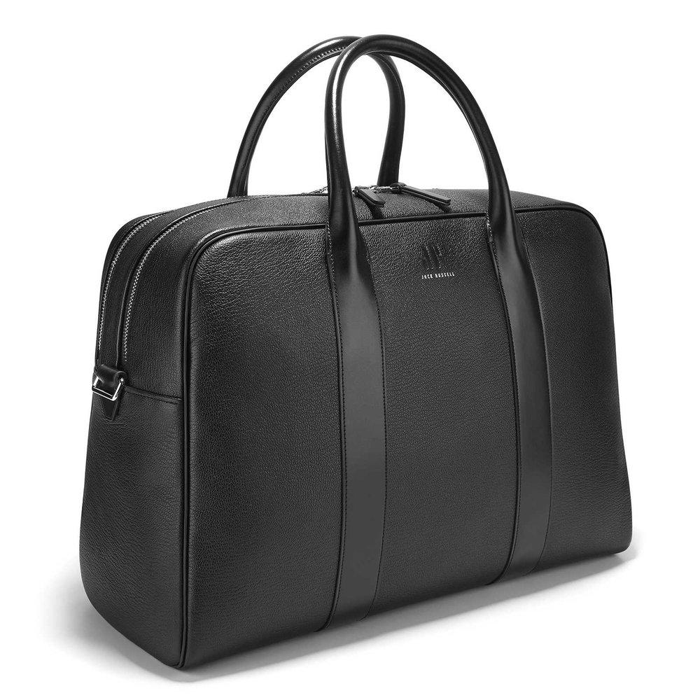 24hr Black Weekend Bag