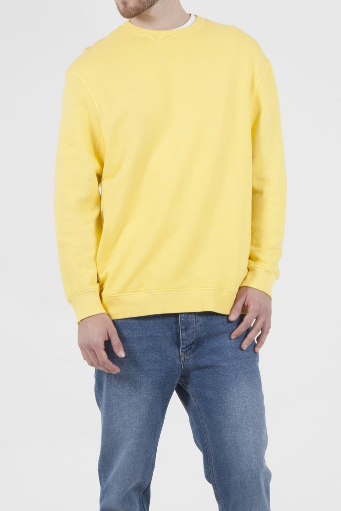 Centre Front Yellow Jumper