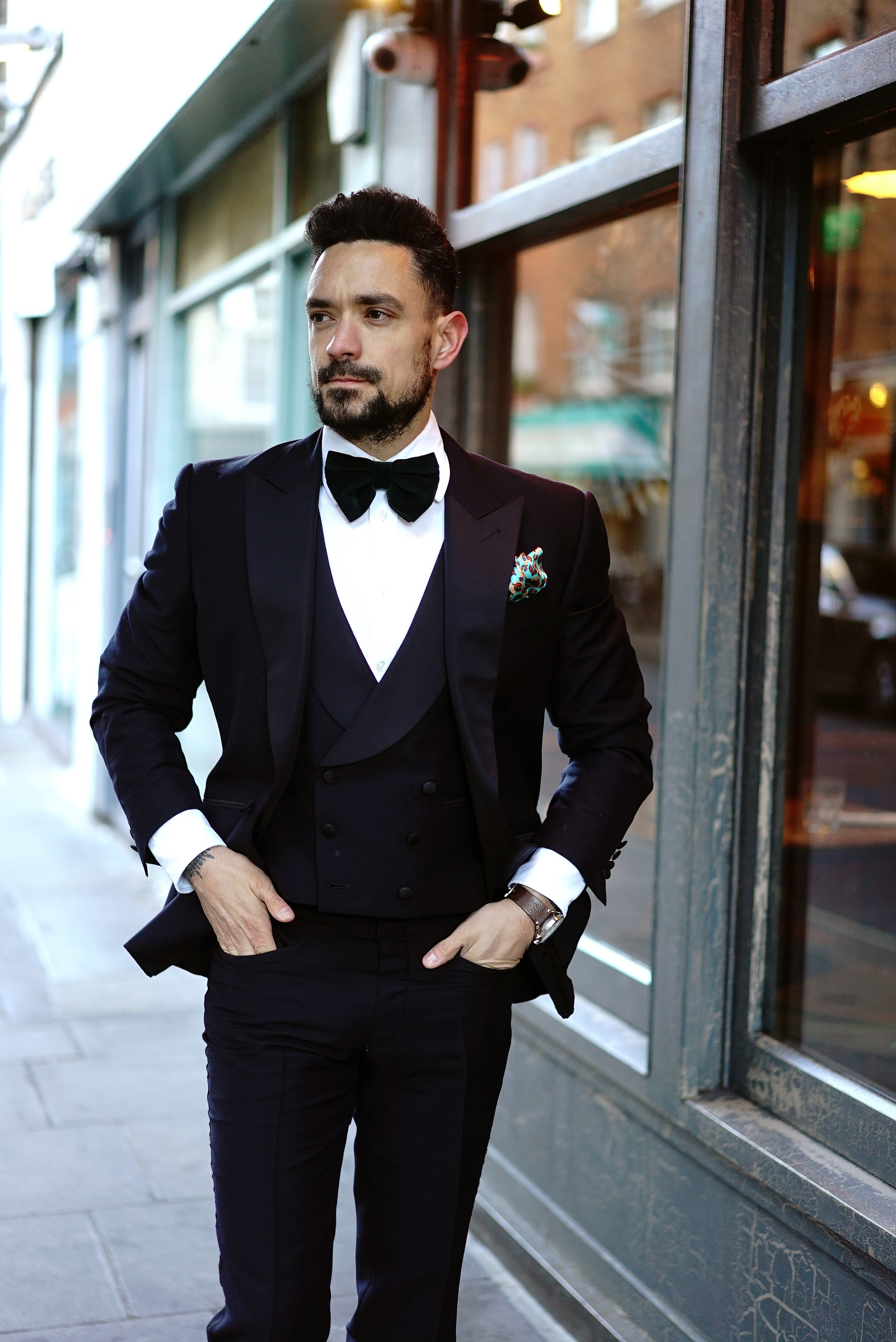 a9f2054162353 Dinner Jacket — Further Reading Blogs — MEN'S STYLE BLOG