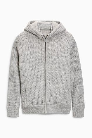 NEXT Fleece Lined Hoody £46