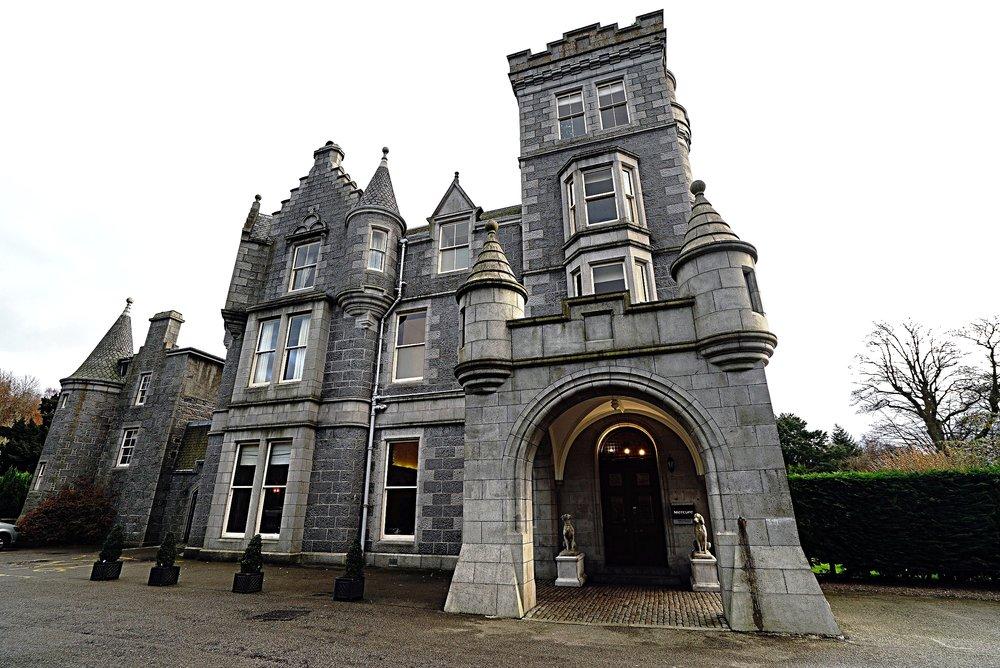 Mercure Aberdeen Ardoe Hotel.JPG