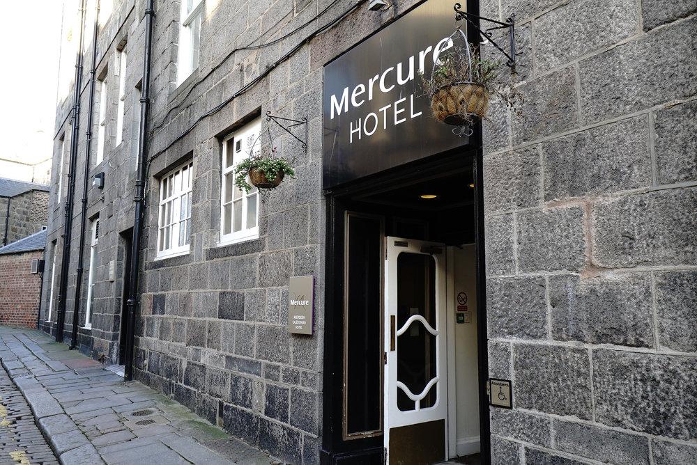 Mercure Aberdeen Caledonian Hotel.JPG