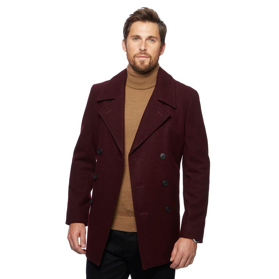 Maroon Coat