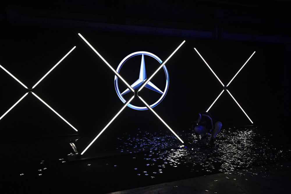 Mercedes X-Class Pickup