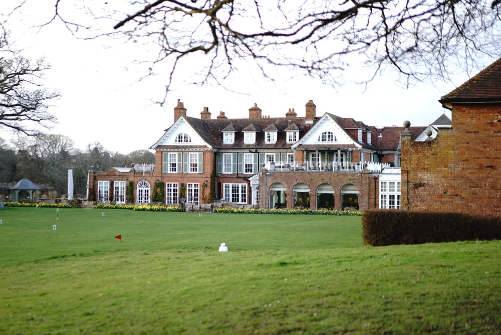 Chewton Glen View from Glof Course.JPG