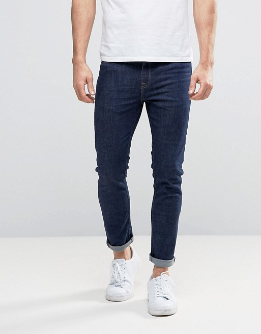 NEW LOOK SKINNY JEANS IN NAVY