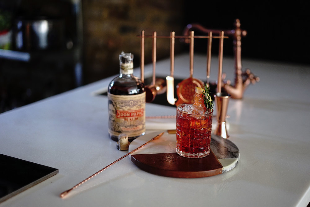 Don Papa Rum Cocktail - The Papa Negroni - Landscape.jpg