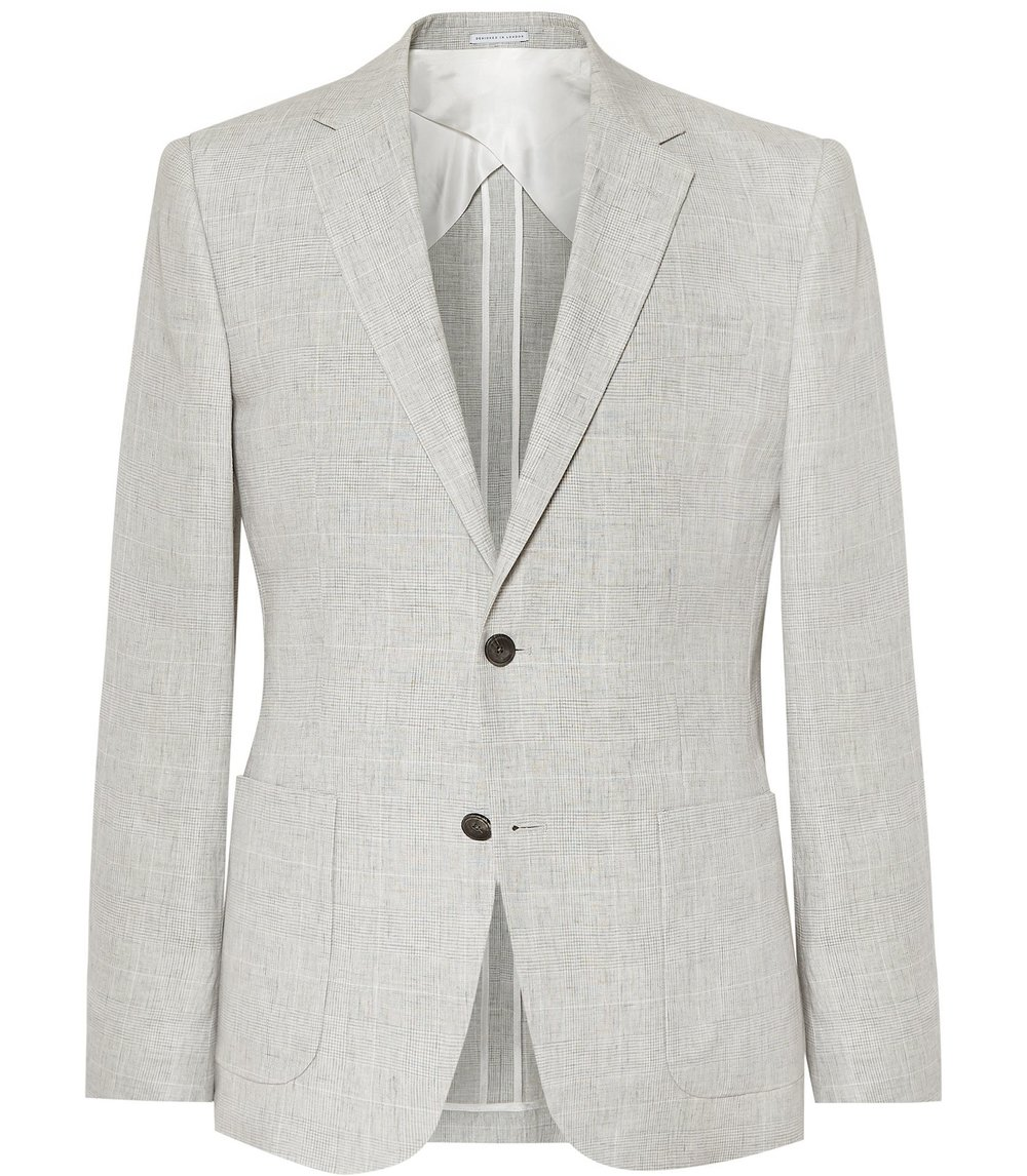 REISS Slim Fit Blazer