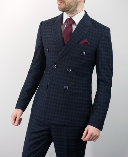 House of Cavani Suit 1