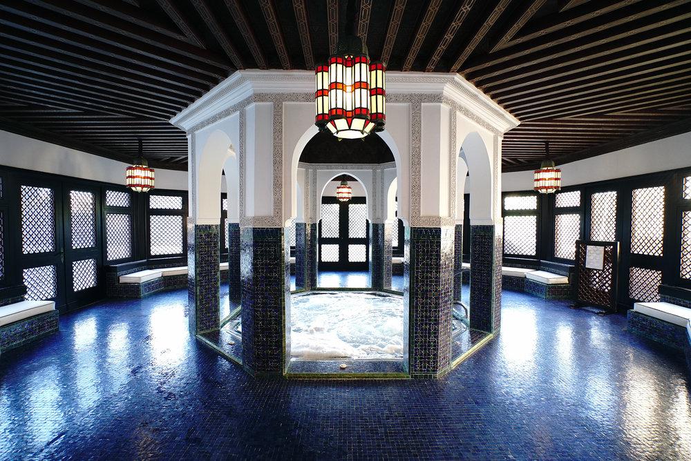 La Mamounia Morocco Spa Hottub.jpg