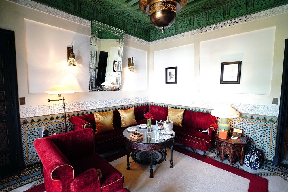 La Mamounia Morocco Room Suite Lounge.jpg