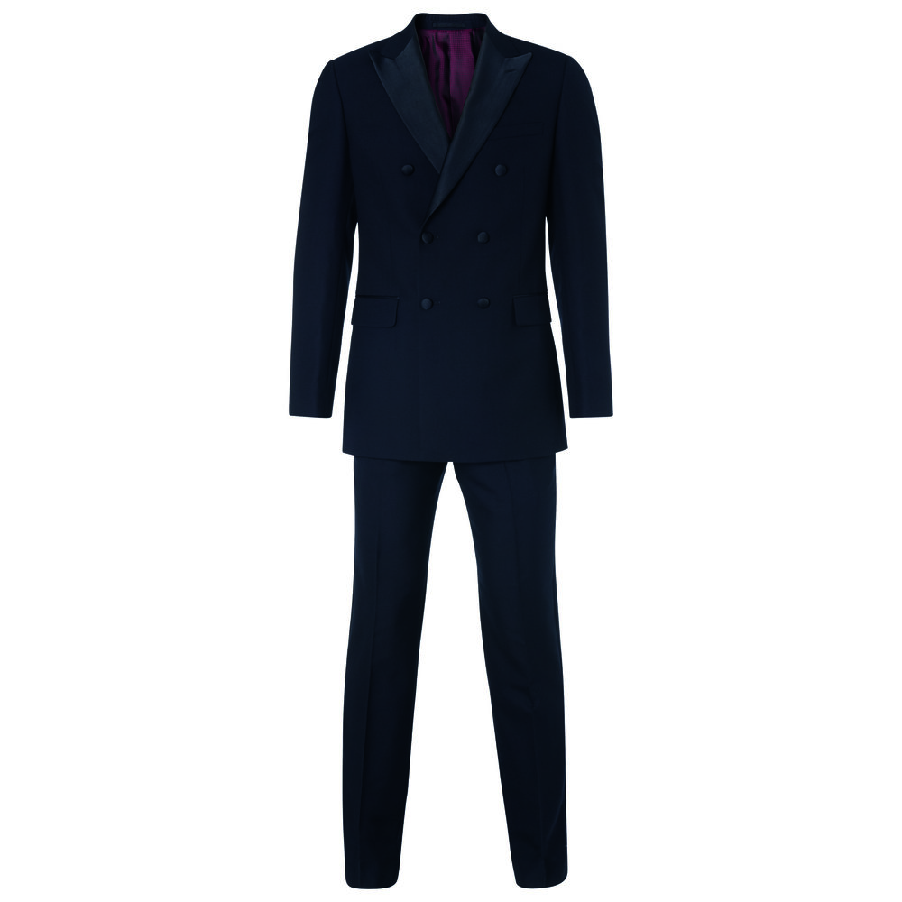 M&S Suit David Gandy