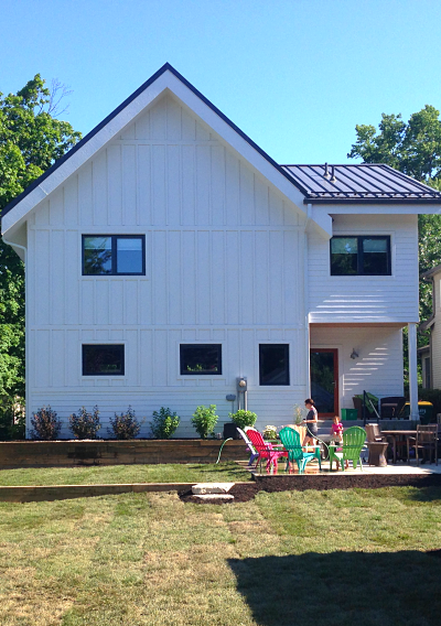 1st Indiana Passive House