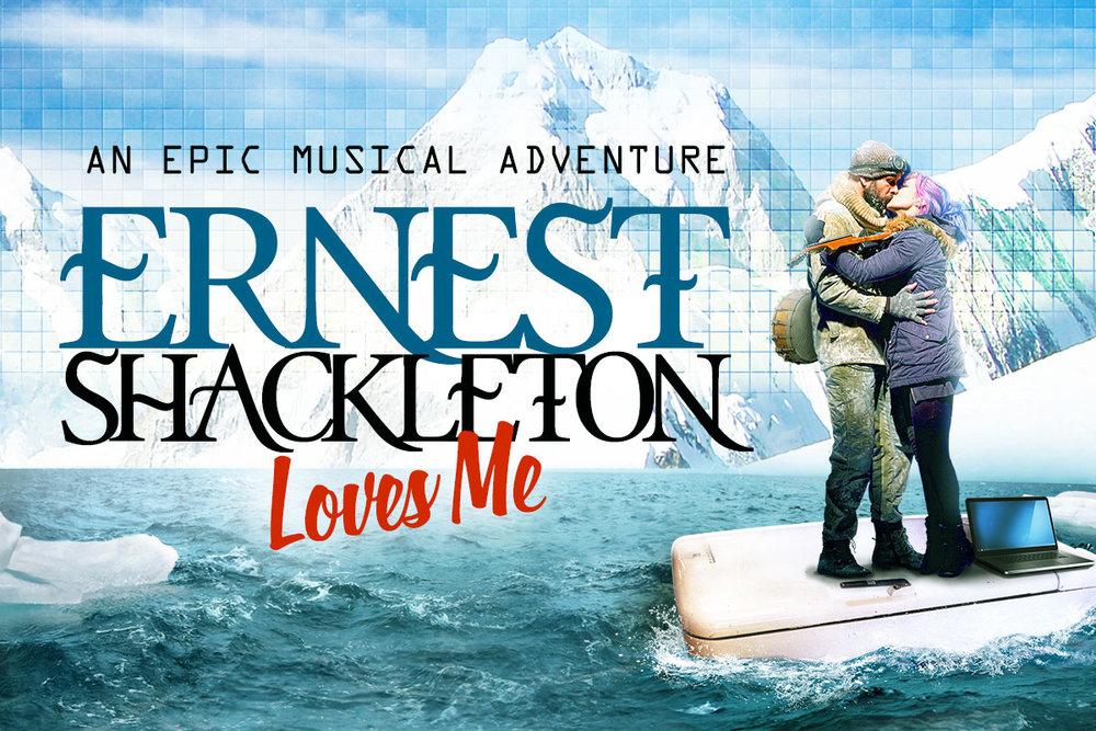 ERNEST SHACKLETON LOVES ME |Second Stage - APRIL-JUNE 2017: Assisting Lisa Peterson