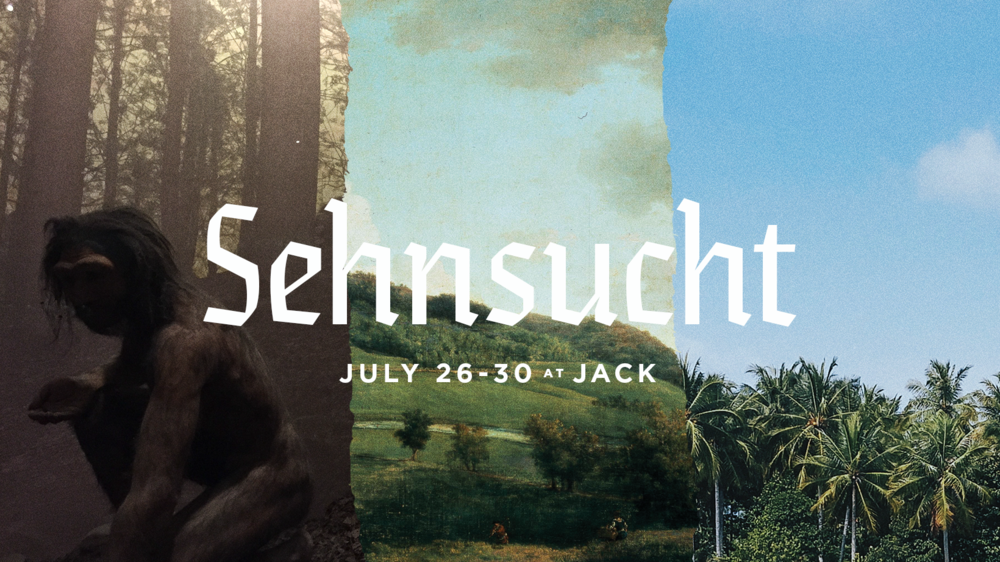 SEHNSUCHT   JACK - PREVIOUSLY: THE HABITAT DIRECTOR'S PLAYGROUNDTHE NEW YORK SOCIETY LIBRARY