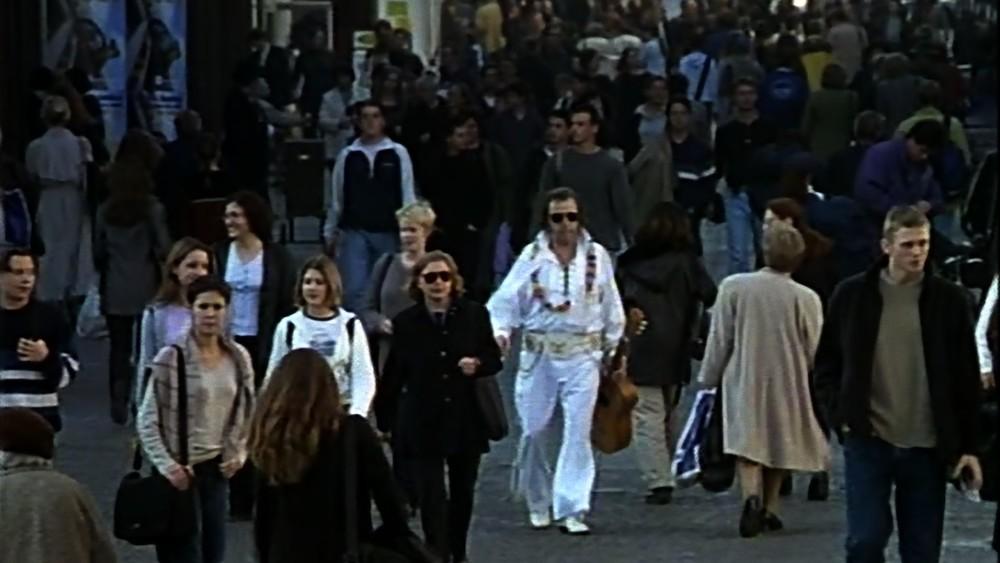 I Saw Elvis! ・ Videl sem Elvisa!