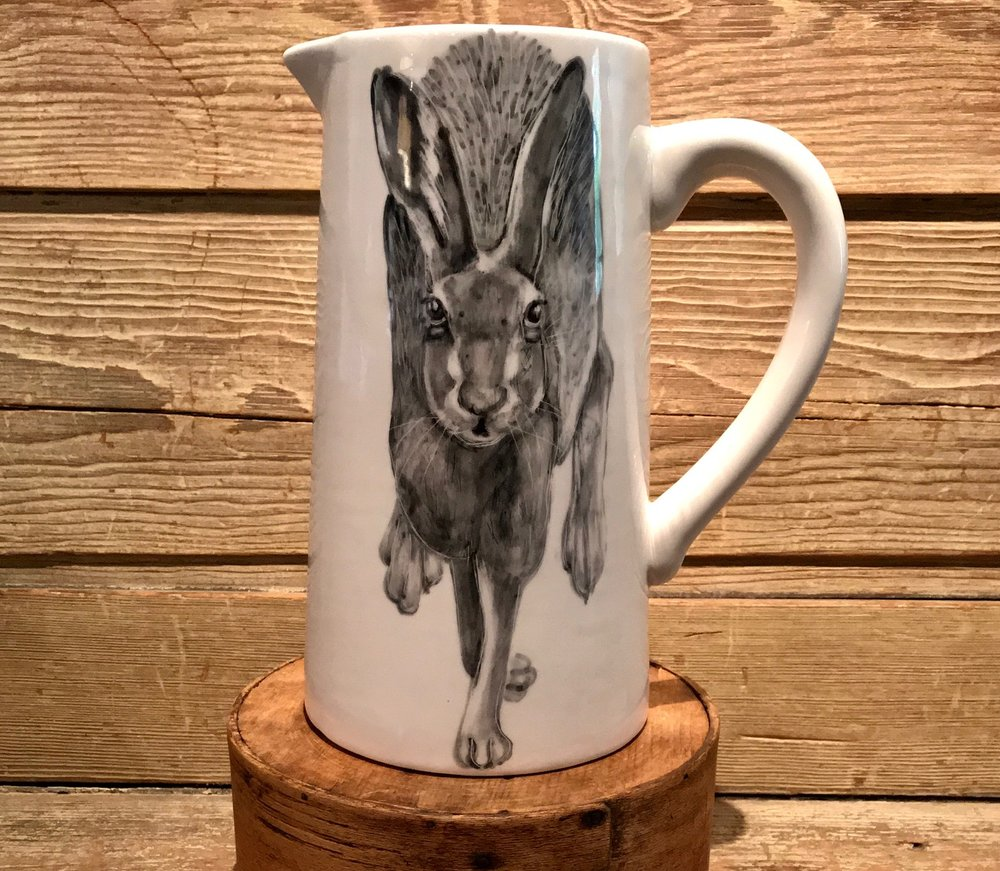 running hare pitcher.jpg