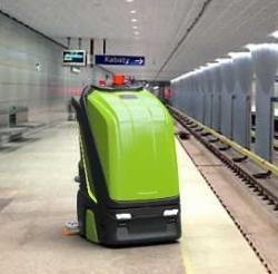 Robotic Inventions RoboMop