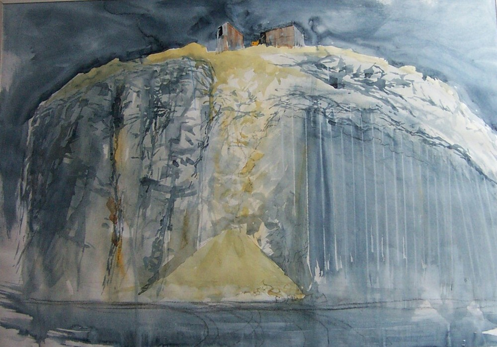 Quarry series, Pant-y-Pwll Dwr. Watercolour.jpg