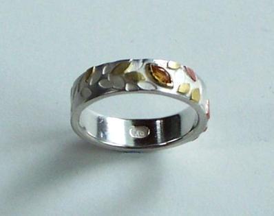 Silver, gold, citrine ring.jpg