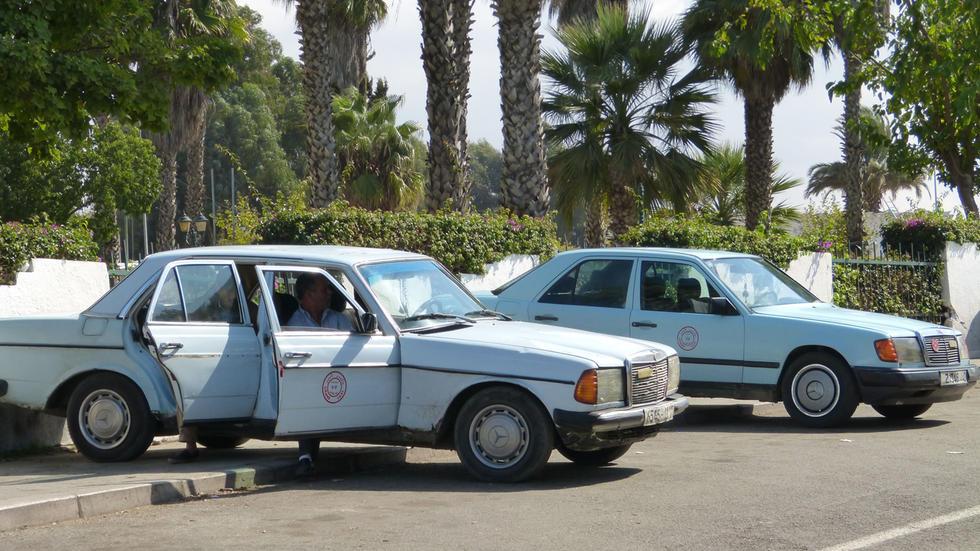 Asilah Taxi stop
