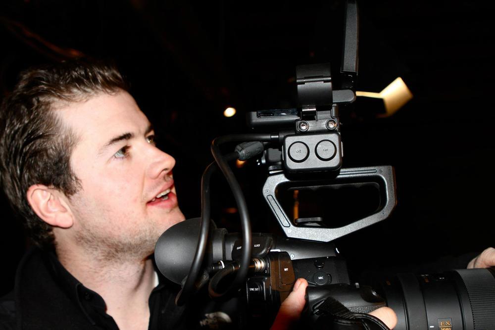 Senior Producer Dan Galway