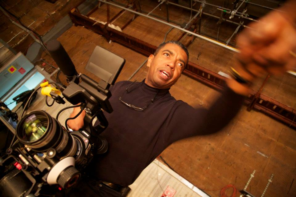 Director of Photography William Velazquez.