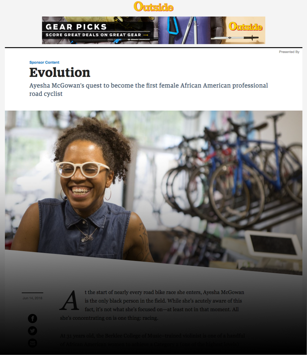 EVOLUTION - OutsideTV.com