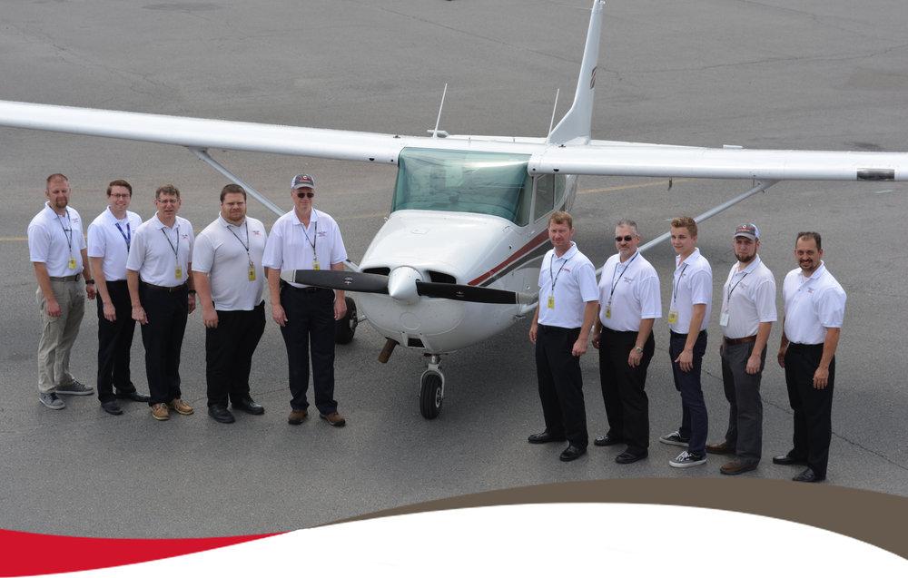 Flight Training Central Flying Service Aircraft Maintenance