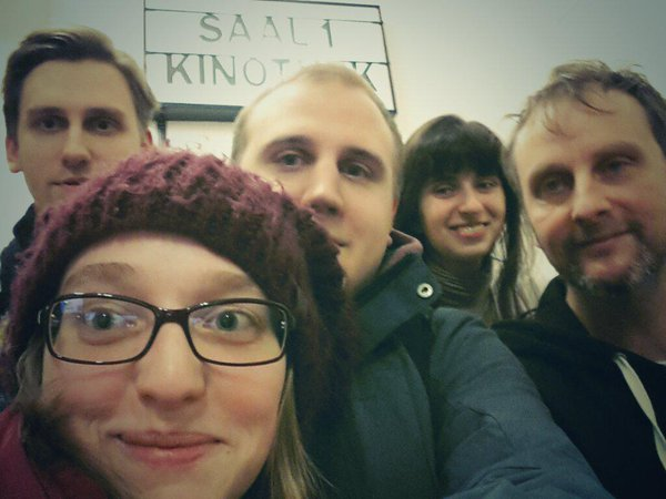 Büroteam 2015