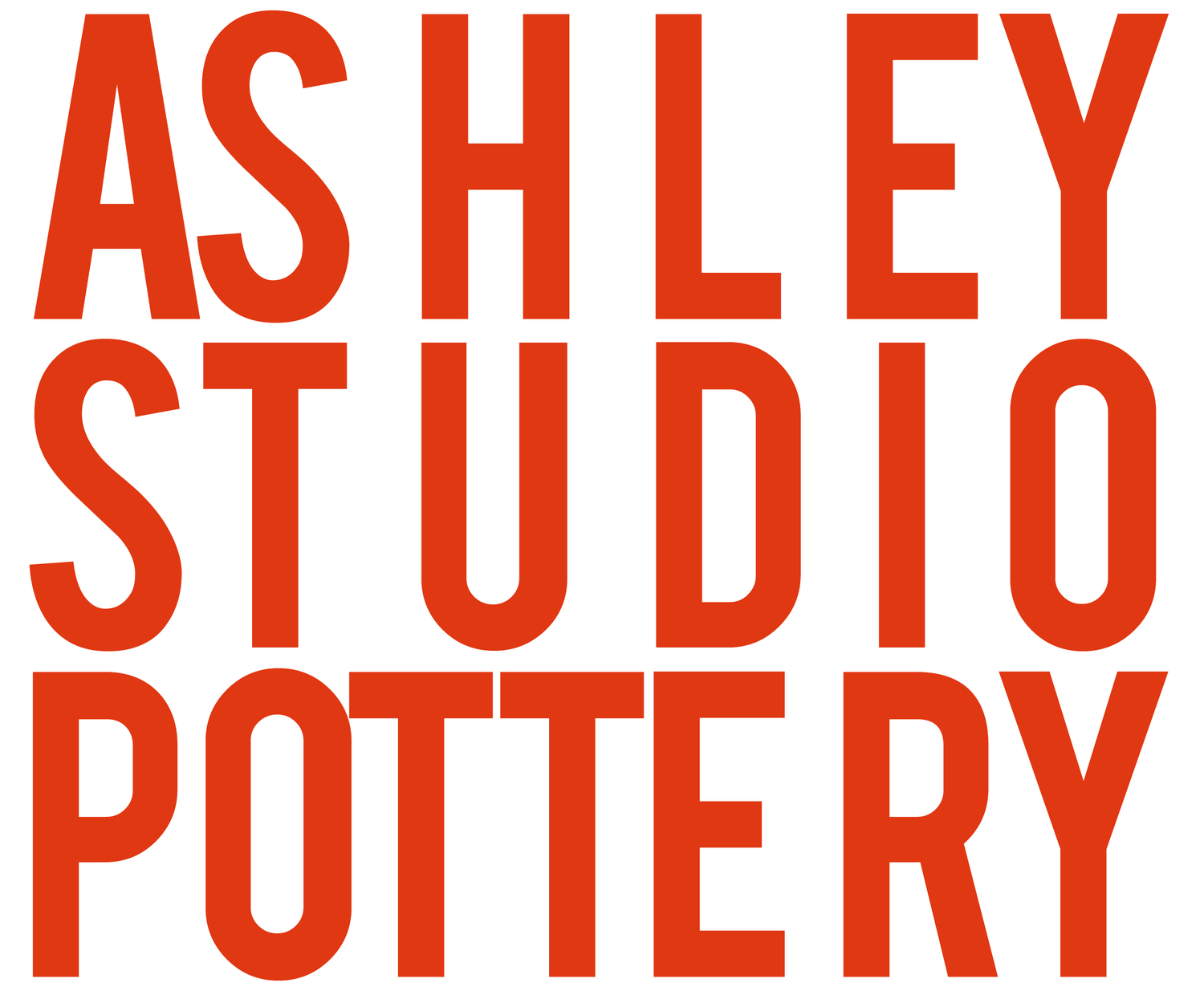 Ashley Studio Pottery