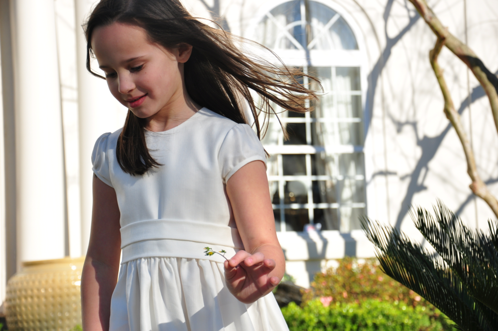 Petite Mademoiselle Dress Collection  | HANDMADE IN PARIS