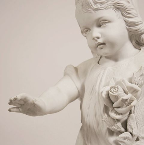 #angelic #french #porcelain