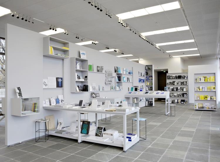 Salon für Kunstbuch at 21er Haus, Vienna.