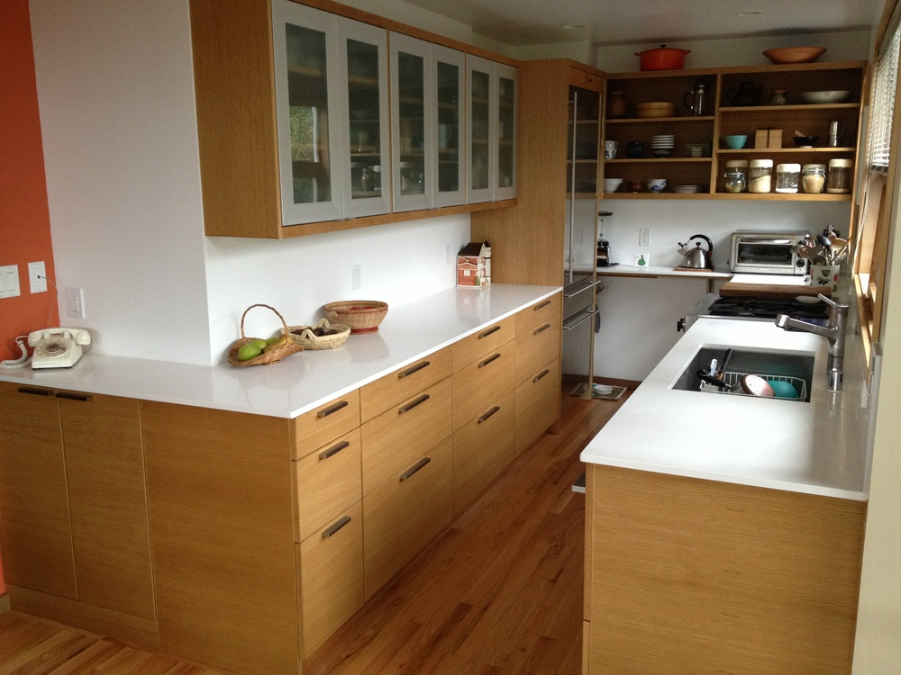 Kitchen Cabinets By Barton Custom Cabinetry Around The Seattle Area: