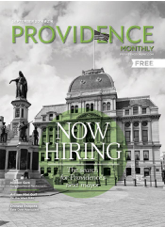 "Providence Monthly - September 2014  ""Get a Taste of the City's Newest Ice Cream Truck"""