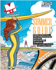 "Motif Magazine - Summer 2015 ""Food Trucks are Rolling in the summer Streets"""