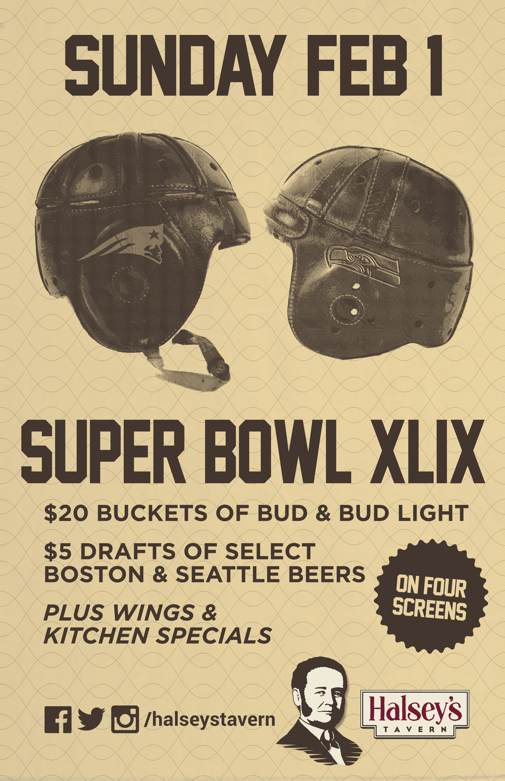 watch superbowl in astoria
