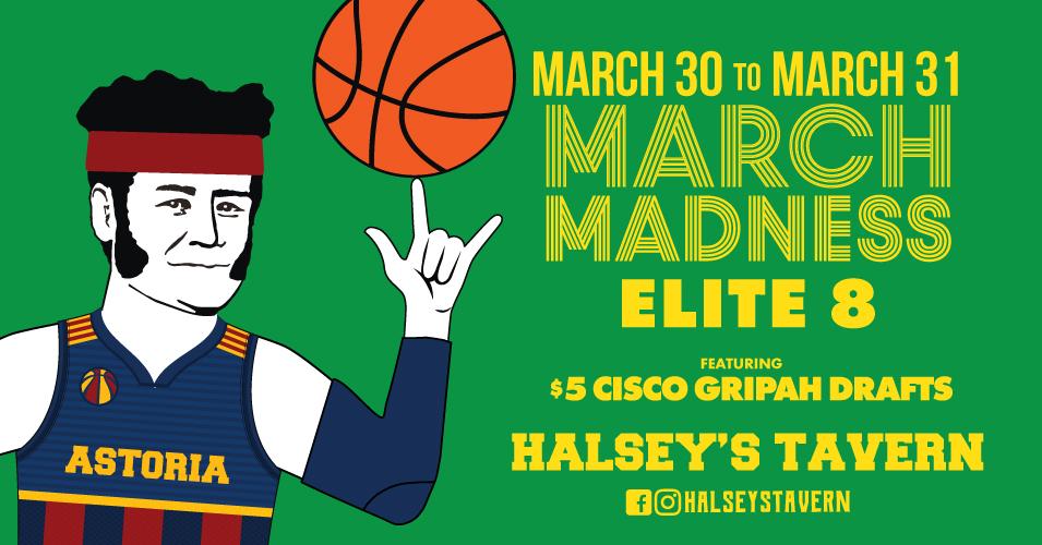 watch march madness astoria - elite 8