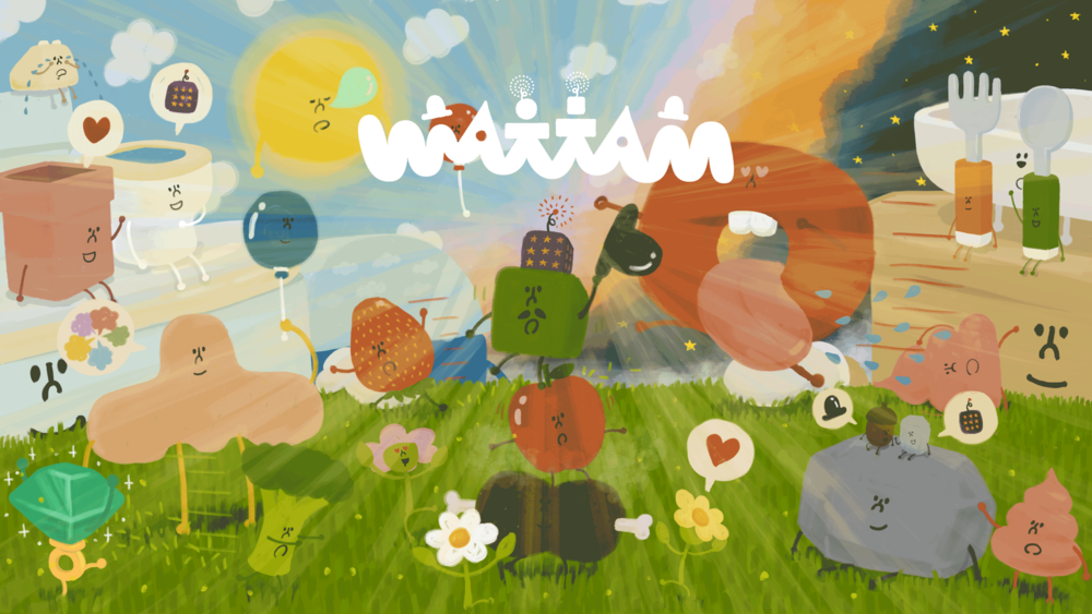 Wattam | PC, PS4 (Coming Soon)