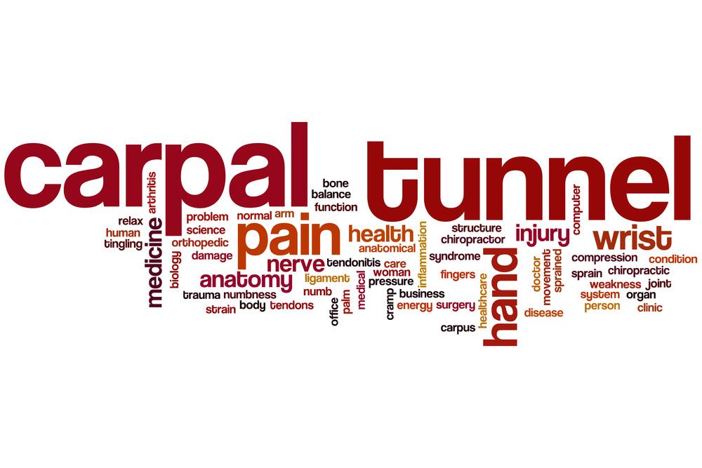 Carpal tunnel pain treatment nashville