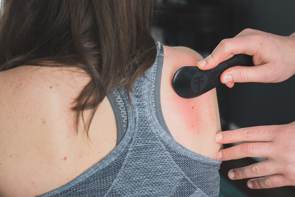 Myofascial release, trigger point therapy and Gua Sha Nashville
